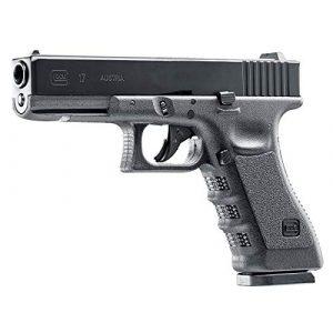 """Umarex USA Air Pistol 1 Umarex Glock 17 Blowback .177 Caliber BB Gun Air Pistol, Gen3"""""""
