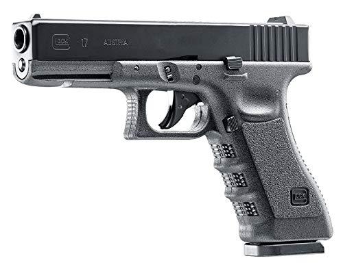 Umarex Airsoft Pistol 1 Umarex Glock 17 Blowback .177 Caliber BB Gun Air Pistol