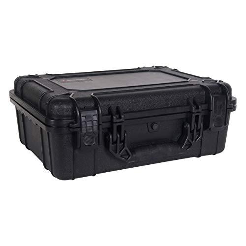 Condition 1 Airsoft Gun Case 3 Condition 1 #227 Black Airtight/Watertight Protective Case with DIY Customizable Foam