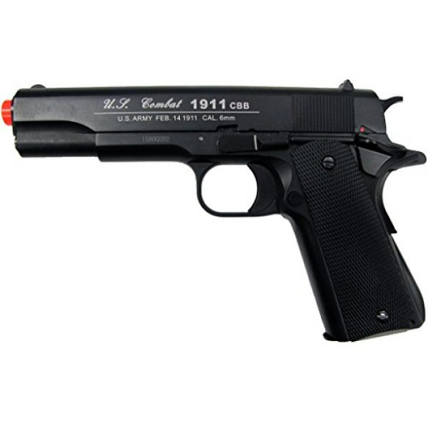 WG Airsoft Pistol 1 wg model-4613 full metal 1911 co2 blowback(Airsoft Gun)