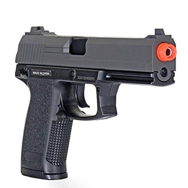 BBTac Airsoft Pistol 4 bbtac m23 airsoft gun mark23 spring airsoft pistol with warranty(Airsoft Gun)