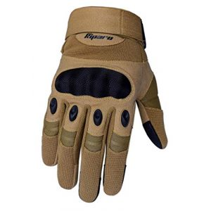 Riparo Airsoft Glove 1 Riparo Tactical Touchscreen Gloves Military Shooting Hunting Rubber Outdoor Gloves (X-Large