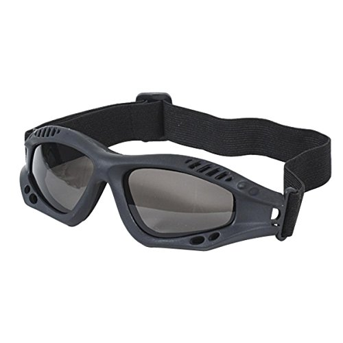 VooDoo Tactical Airsoft Goggle 1 VooDoo Tactical 02-8832001000 Sportac Goggle Glasses with G-15 Lens