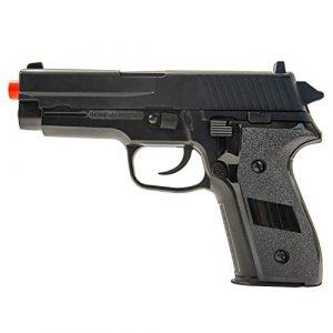 Fire Power Airsoft Pistol 1 Firepower Interrogator Spring Powered Airsoft Pistol