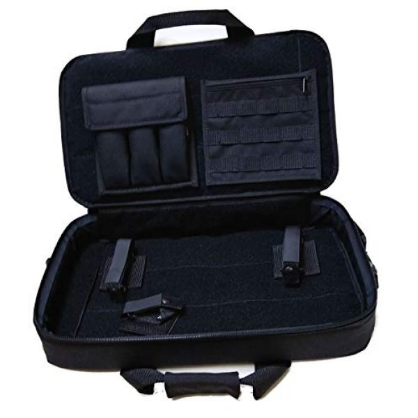 WRB Rifle Case 1 WRB Covert Sub Gun Case 23""