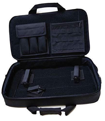 """WRB Airsoft Gun Case 1 WRB Covert Sub Gun Case 23"""""""
