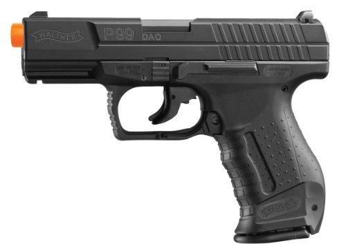 Umarex Airsoft Pistol 1 Walther P99 Blowback 6mm BB Pistol Airsoft Gun