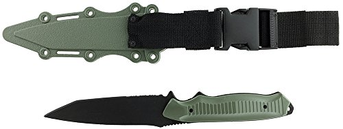 SportPro Airsoft Tool 2 SportPro CM Rubber Combat Knife 141 Style for Training Airsoft Olive Drab