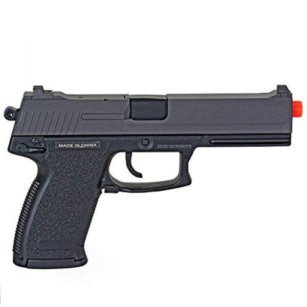 BBTac Airsoft Pistol 3 bbtac m23 airsoft gun mark23 spring airsoft pistol with warranty(Airsoft Gun)