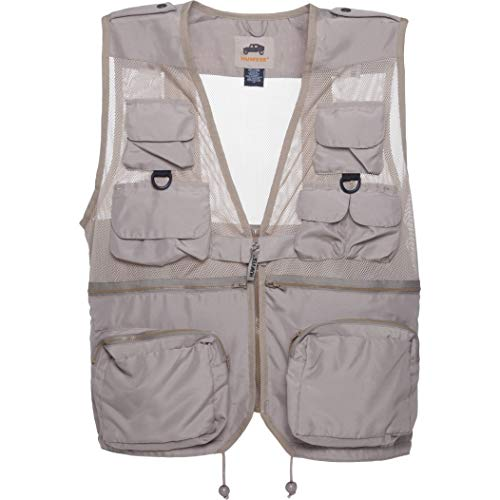 CampCo  1 Humvee Nylon Combat Vest with Safety Zipper