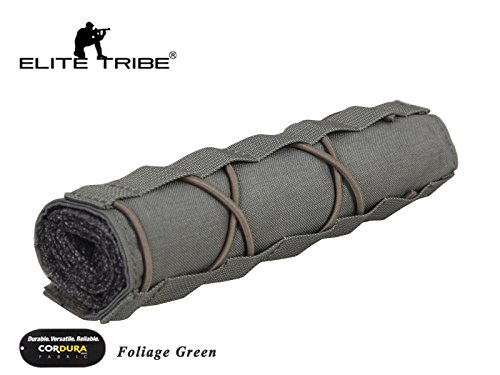Elite Tribe Airsoft Tool 2 Elite Tribe Military Hunting Tactical 22cm Airsoft Suppressor Cover Silencer Cover