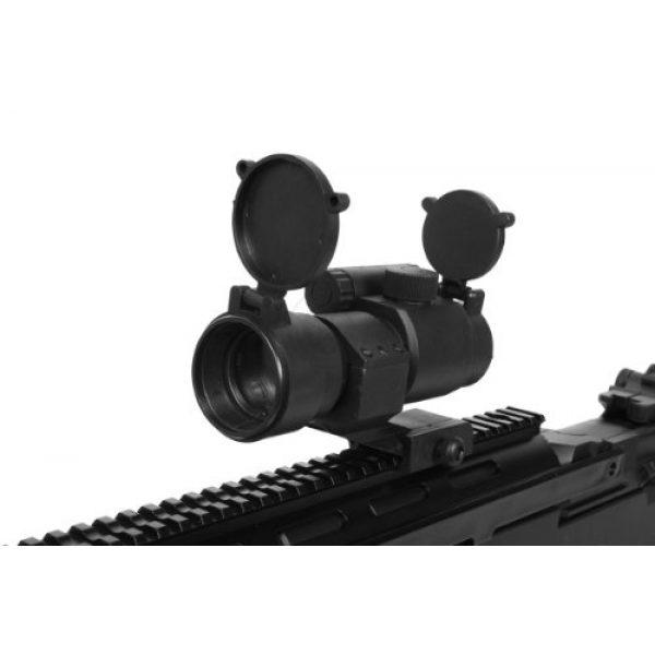 AGM Airsoft Rifle 7 400 fps agm airsoft m14 ris spring sniper rifle w/ red dot(Airsoft Gun)