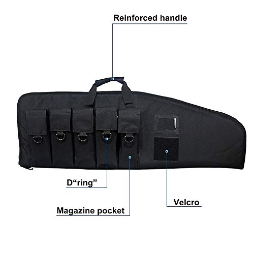 Fox Tactical Airsoft Gun Case 2 Fox Tactical 38 42 Inch Tactical Rifle Case Rifle Bag Long Single Gun Case