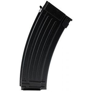 SportPro Airsoft Gun Magazine 1 SportPro CYMA 150 Round Metal Medium Capacity Magazine for AEG AK47 AK74 Airsoft - Black
