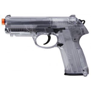 Elite Force Airsoft Pistol 1 Beretta Px4 Storm Spring Airsoft Pistol, Clear