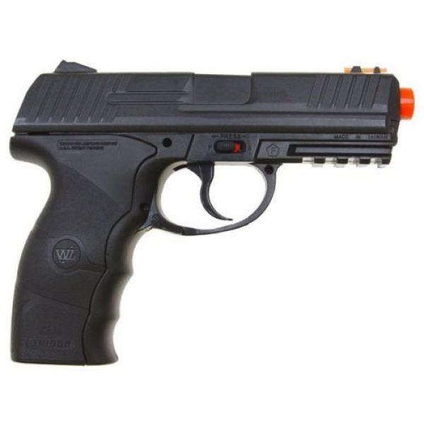 Wingun Airsoft Pistol 5 wingun w3000 full metal co2 airsoft pistol, extra clip, 5 co2 cartridges, 1,200 bb's(Airsoft Gun)