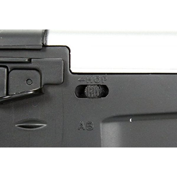 BBTac Airsoft Rifle 7 BBTac BT-022 Airsoft Gun Electric Rifle Full Size Automatic, large magazine, ready to play package