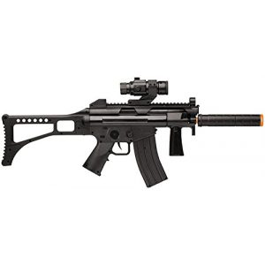Game Face TACR91 (black)Electric powered full-auto tactical rifle - incl. battery & charger Airsoft Rifles By Game Face
