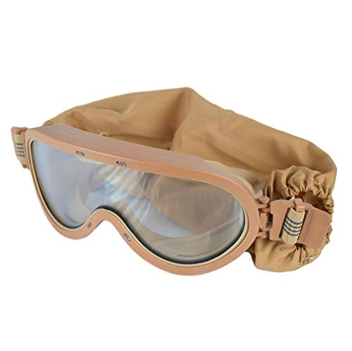 NPP Klass Airsoft Goggle 2 NPP Klass 6B50 Ratnik Goggles of Russian Army with Sand Molle Pouch for Syria