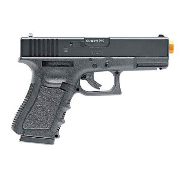 Umarex USA Airsoft Pistol 2 GLOCK 19 Gen3 6mm BB Pistol Airsoft Gun, Standard