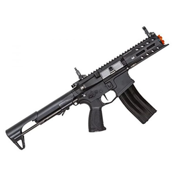 G&G Airsoft Rifle 5 G&G ARP 556 CQB AEG Airsoft Gun Battery & Charger Combo w/ MOSFET