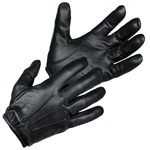 MSC Airsoft Glove 1 MSC Tactical Police KEVLARLINER Cut Resistant Patrol Duty Search Gloves (Large)
