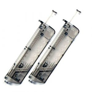MetalTac Airsoft Tool 1 Two Pack of MetalTac Airsoft Speed Loader 100 RDS