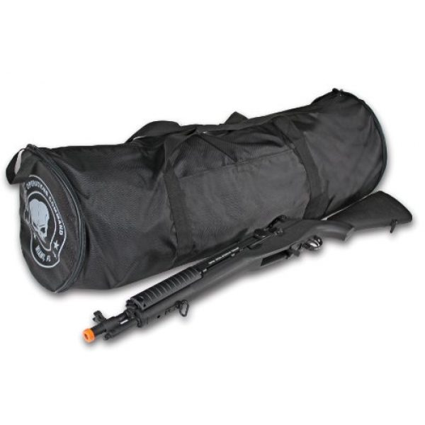 AfterMath Rifle Case 1 AfterMath Socom Airsoft Rifle Zip Bag