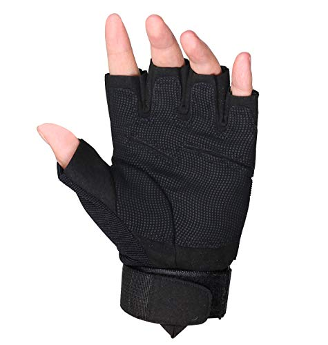 ThreeH Airsoft Glove 2 ThreeH Sports Gloves Half Fingers Wear Rsistant Sports Gloves GL06