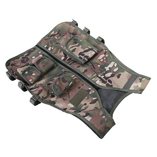 Keenso Airsoft Tactical Vest 3 Keenso Camouflage Vest