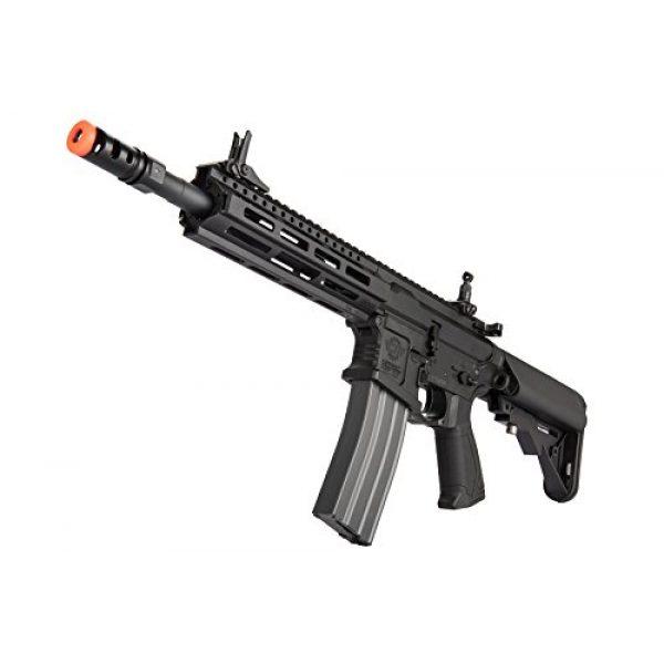 G&G Airsoft Rifle 3 G&G CM16 Raider 2.0 6mm AEG Airsoft Rifle in Black w/Battery & Charger