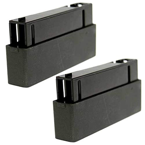 BBTac Airsoft Magazine 1 BBTac Airsoft Magazine Clip for Airsoft Sniper Rifle MB01 30 Rounds Mag Two Pack