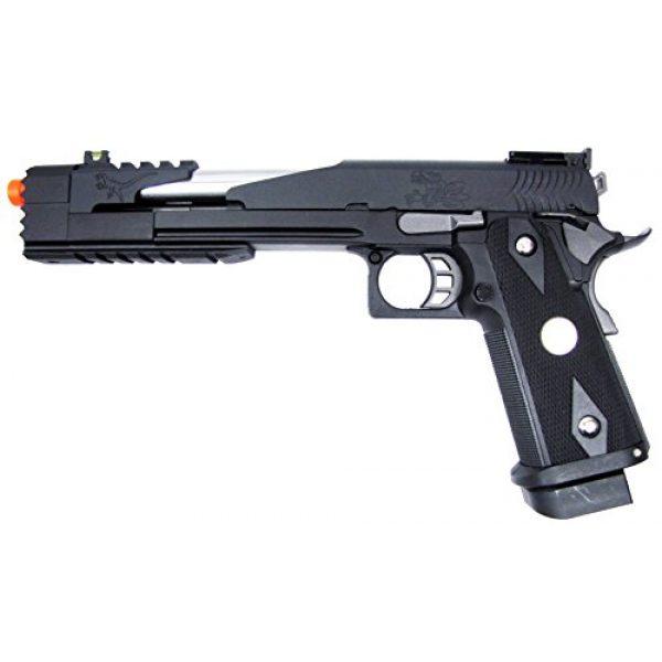 Wetech Airsoft Pistol 1 we hi-capa 7 dragon gas/co2 blowback full metal by we(Airsoft Gun)