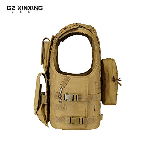 GZ XINXING Airsoft Tactical Vest 3 GZ XINXING 100% Full Refund Assurance Tactical Airsoft Vest