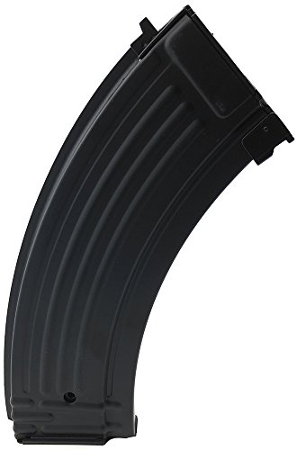 SportPro  1 SportPro 600 Round Metal High Capacity Magazine for AEG AK47 AK74 Airsoft - Black