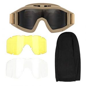 Bnineteenteam Airsoft Goggle 1 Tactical Goggles