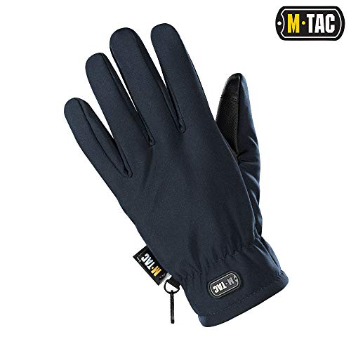 M-Tac Airsoft Glove 3 M-Tac Tactical Winter Soft Shell Gloves Water Resistant Insulated Army Military