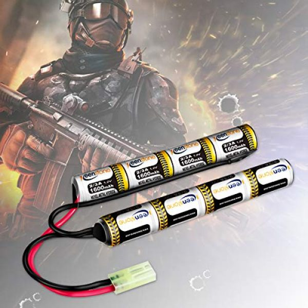Keenstone Airsoft Battery 3 Airsoft Batteries