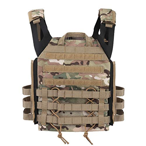 Adult Tactical CS Field Vest Outdoor Training Airsoft Protective Vest