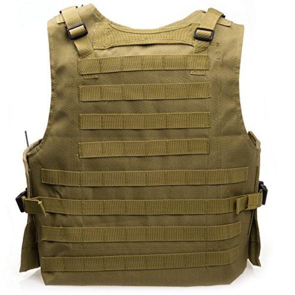 XIAOWANG Airsoft Tactical Vest 4 XIAOWANG PUBG Tactical Vest Paintball Airsoft Chest Protector Tactical Vest Outdoor Sports Body Armor