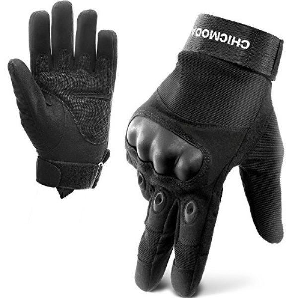 CHICMODA Airsoft Glove 1 CHICMODA Tactical Gloves Hard Knuckle
