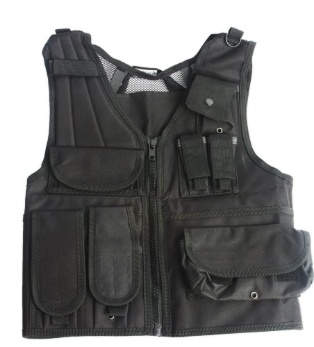 Swiss Arms Airsoft Tactical Vest 1 Soft Air Swiss Arms Tactical Airsoft Vest