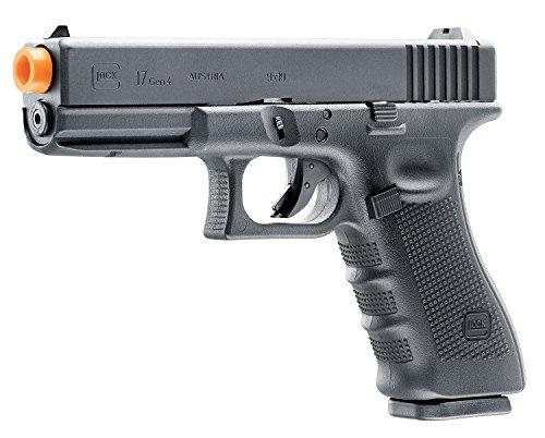 Umarex Airsoft Pistol 3 Umarex Glock 17 Gen4 GBB Airsoft, Black