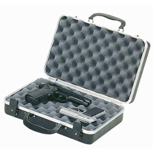 Plano Airsoft Gun Case 1 Plano Gun Guard Deluxe 2-Pistol Case