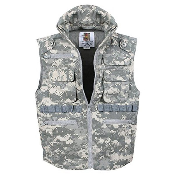 Rothco Airsoft Tactical Vest 1 Rothco Kids Ranger Vest