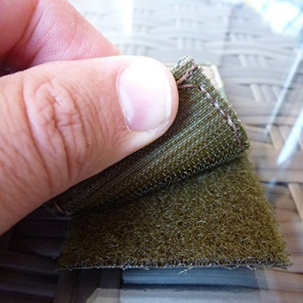 Tactical Freaky Airsoft Morale Patch 7 Big 3x5 Multicam Infrared IR USA American Flag IFF Tactical Morale Touch Fastener Patch