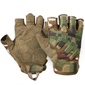 YOSUNPING Airsoft Glove 1 YOSUNPING Tactical Gloves Touchscreen for Riding Motorcycle Hunting Cycling