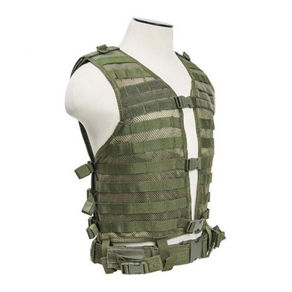 NcSTAR Airsoft Tactical Vest 1 VISM by NcStar Molle Pals Vest