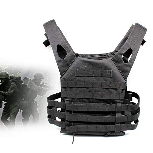 KPfaster Airsoft Tactical Vest 3 KPfaster Tactical Vest Airsoft Modular Plate Carrier JPC Military Paintball Combat Assault Vest