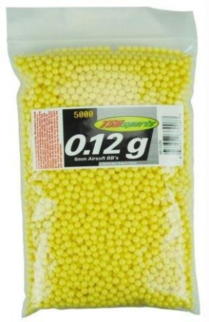 TSD Tactical Airsoft BB 1 TSD Sports 6mm Plastic Airsoft BBs